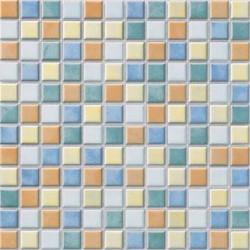 Mozaika Rako Champagne GDM02698 vícebarevná, 30x30cm