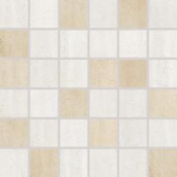 Mozaika Rako Manufactura WDM05014 světle béžová, 30x30cm