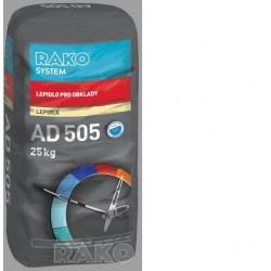 AD505 Mrazuvzdorné lepidlo, typ C1T, pro lepení keramických obkladů a dlažeb s vyšší nasákavostí ve vnitřním prostředí