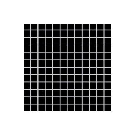 Mozaika RAKO GDM02548 černá