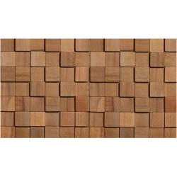 Stegu dřevěné obklady CUBE 1