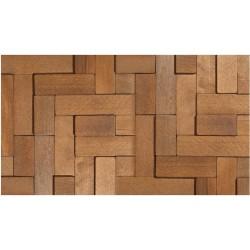Stegu dřevěné obklady CUBE 2